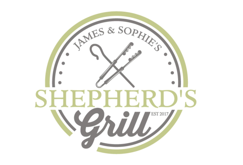 Logo design for Shepherd's Grill