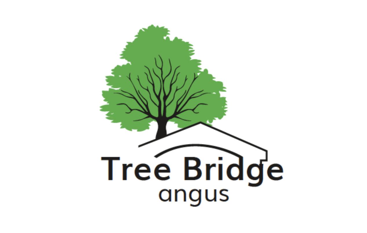 Logo design for Tree Bridge Angus
