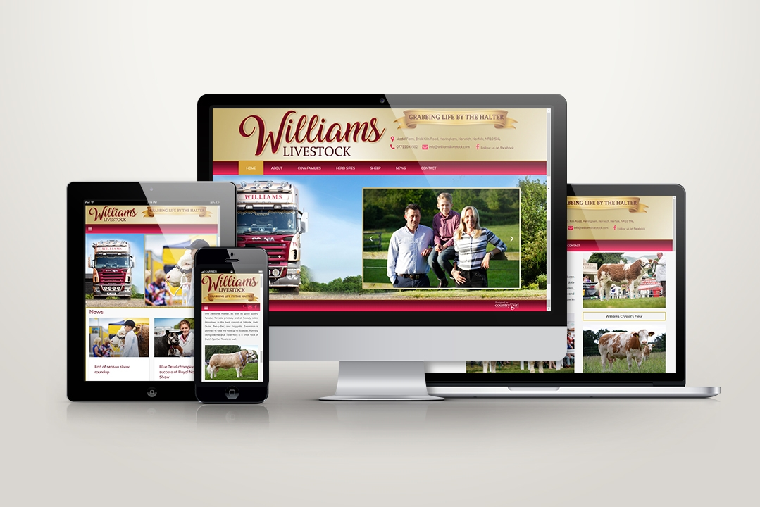 Williams Livestock - http://williamslivestock.com/